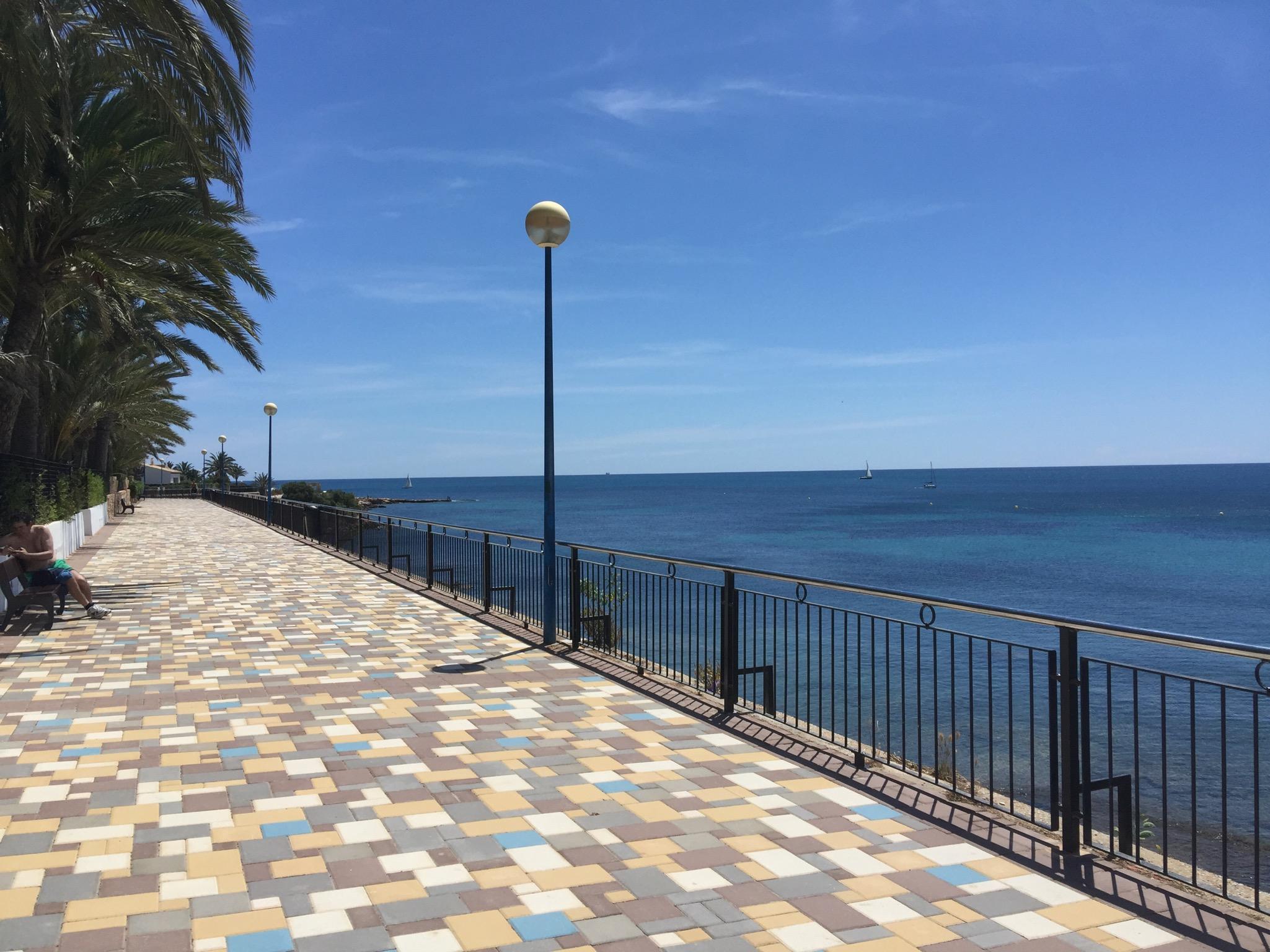 boulevard Punta Prima